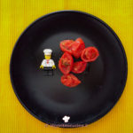 Pomodori Confit al microonde